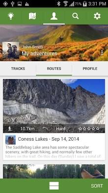 ViewRanger GPS - Trails & Maps-2