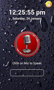 Voice Lock Screen-1