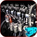 Engine 3D Live Wallpaper