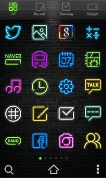 Neon Sign dodol Theme-2