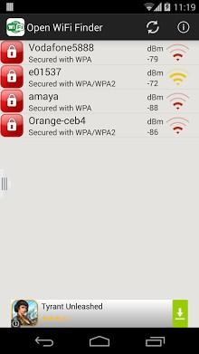Open WiFi Finder-2