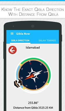 Qibla Connect - Find Direction-1