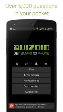 Quizoid (Trivia Quiz)-1
