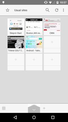 Sleipnir Mobile - Web Browser-1