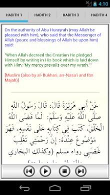 40 Hadiths Qudsi-1