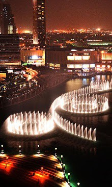 Dubai Fountain Live Wallpaper-1