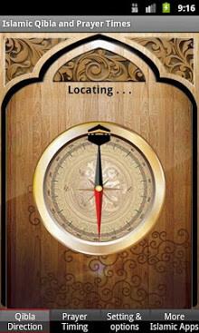 Islamic Prayer Times & Qibla App-2