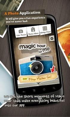 Magic Hour Free - Photo Editor-1