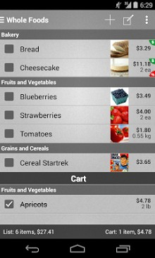 Mighty Shopping List Free-1