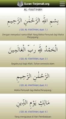 Quran Terjemah-1