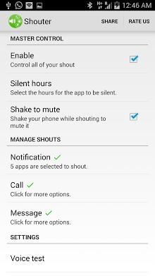 Voice Notification - Shouter-2