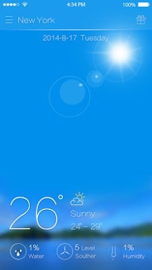 Weather Forecast-1