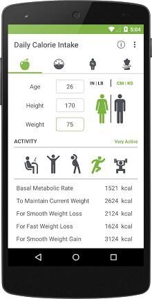 BMI Calculator - Healthy Weight-1