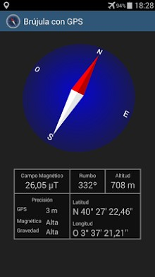Compass with GPS-2