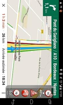 Glob - Traffic, Radars & GPS-2