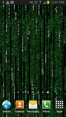 Matrix Live Wallpaper-1