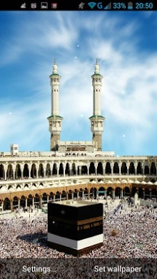 Mecca Live Wallpaper-1