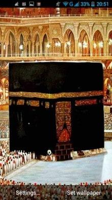 Mecca Live Wallpaper-2