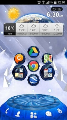 Next Ice World 3D Theme-1