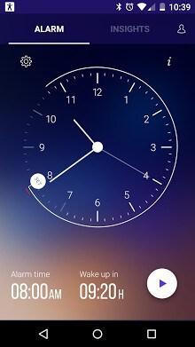 Sleep Time Smart Alarm Clock-1