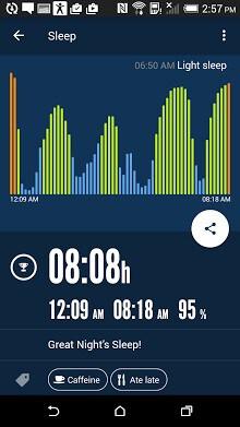 Sleep Time Smart Alarm Clock-2