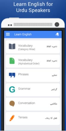 Learn English Spoken with Urdu-1