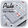Pale 3D Next Launcher & Locker Theme