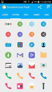 Sunshine Icon Pack-2