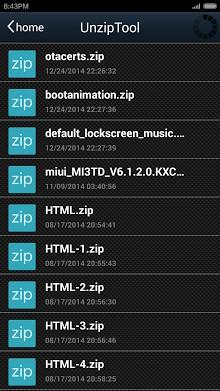 Unzip Tool-2