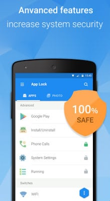 AppLock Pro - Privacy & DIY-1