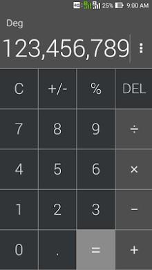 Asus Calculator - Widget & Float-1