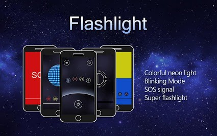 Bright FlashLight-3