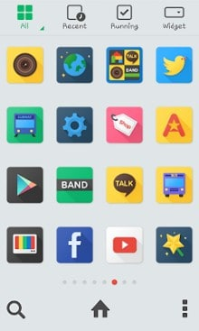 Color Pop LINE Launcher theme-2