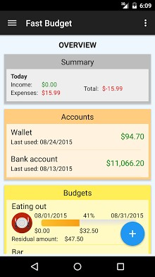 Fast Budget - Expense Manager-1
