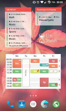 TimeTable++ Schedule-2