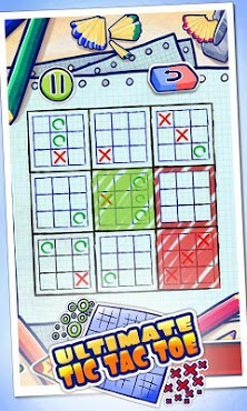 Ultimate Tic Tac Toe-1