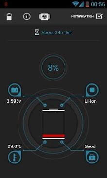 BatteryCurrents Battery Widget-1