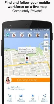 Hellotracks - GPS Phone Tracker-1