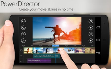 PowerDirector - Video Editor-1