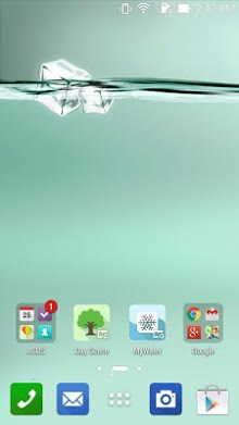 ASUS LiveWater(Live wallpaper)-1