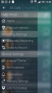 Automatic Call Recorder Pro-2