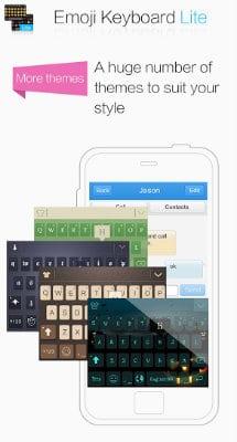 Emoji Keyboard Lite Kika Free-2