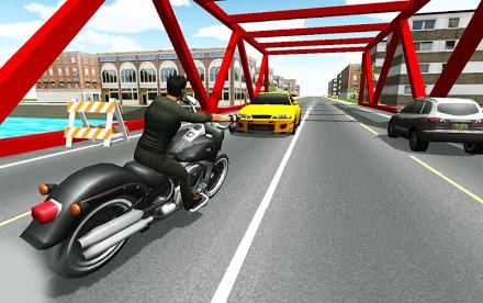 Moto Racer 3D-1