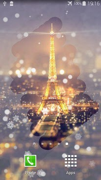 Paris Night Light LWP-2