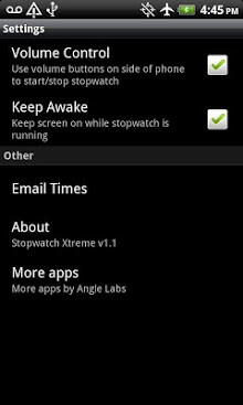 StopWatch Xtreme Free-2