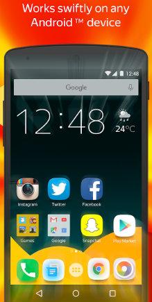 Yandex Launcher-1