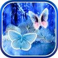 Abstract Butterflies Live Wallpaper