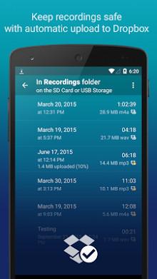 Hi-Q MP3 Voice Recorder (Free)-2