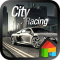 CityRacing LINE/Dodol Launcher theme
