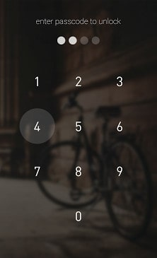 Passcode Lock Screen-2